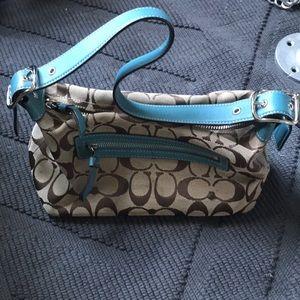 Signature COACH Bag
